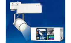 Прожектор трековый Uniel ULB-M08H-35W/NW WHITE