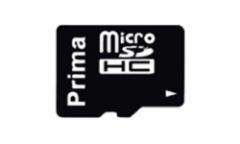 Карта памяти Prima MicroSDHC 32GB Class 10