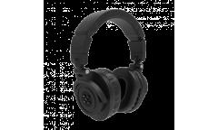 Наушники беспроводные (Bluetooth) Ritmix RH-489BTH накладные c микрофоном черные