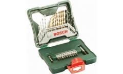 Набор бит и сверл Bosch X-Line-30 (2607019324) (30пред.) для шуруповертов/дрелей