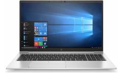 """Ноутбук HP EliteBook 855 G7 Ryzen 7 Pro 4750U/16Gb/SSD512Gb/AMD Radeon/15.6"""" UWVA/FHD (1920x1080)/Windows 10/4G Professional 64/silver/WiFi/BT/Cam"""