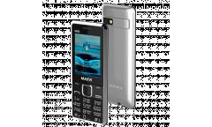 Мобильный телефон Maxvi X650 silver