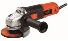 Углошлифовальная машина Black & Decker KG8215-RU 820Вт 12000об/мин рез.шпин.:M14 d=115мм