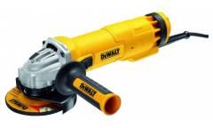 Углошлифовальная машина DeWalt DWE4237-QS 1400Вт 11500об/мин рез.шпин.:M14 d=125мм