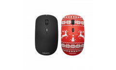 mouse CANYON Wireless со съемной панелью: Jersey Red
