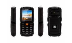 Мобильный телефон teXet TM-500R черный