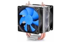 Устройство охлаждения(кулер) Deepcool ICE BLADE 200M Soc-FM1/FM2/AM2/AM2+/AM3/AM3+/775/1366/1150/1151/1155/1156/2011/939/ 4-pin 17.8-30.1dB Al 343gr Ret
