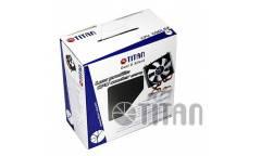 Устройство охлаждения(кулер) Titan TTC-NC25TZ/PW(RB) Soc-FM2+/AM2+/AM3+/1150/1151/1155/ 4-pin 14-35dB Al+Cu Ret