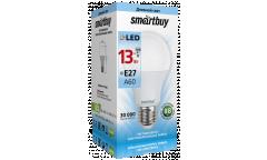 Светодиодная (LED) Лампа Smartbuy-A60-13W/4000/E27
