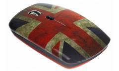 Компьютерная мышь Smartbuy Wireless 327AG принт Британский флаг