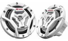 Колонки автомобильные JVC CS-DR6201MW 150Вт 87дБ 16см (6дюйм) (ком.:2кол.) коаксиальные двухпололосн