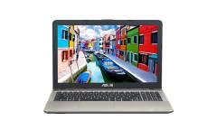 "Ноутбук Asus D541NA-GQ316 Cel N3350/4Gb/500Gb/500/15.6""/HD/Endless/black/WiFi/BT/Cam"