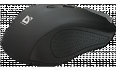 mouse Defender Wireless Accura MM-935 черный,4 кнопки,800-1600 dpi