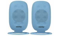 Компьютерная акустика SmartBuy Electra 2.0 USB синие