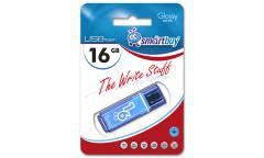 USB флэш-накопитель 8GB SmartBuy Glossy series синий USB2.0