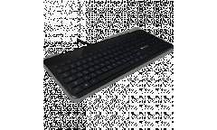 kbrd CANYON Keyboard CNS-HKB5 (Wired USB, Slim, with Multimedia functions, LED backlight, Rubberized