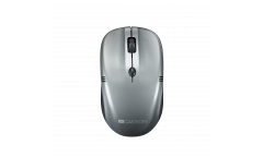 mouse CANYON 2.4GHz wireless optical Mouse with 4 buttons, DPI 800/1200/1600, dark gray pearl glossy