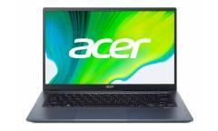 "Ультрабук Acer Swift 3X SF314-510G-70SN Core i7 1165G7/16Gb/SSD512Gb/Intel Iris Xe Max 4Gb/14""/IPS/FHD (1920x1080)/Eshell/blue/WiFi/BT/Cam/3815mAh"