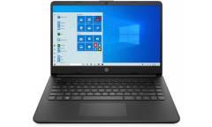 "Ноутбук HP 14s-dq2008ur Pentium Gold 7505/4Gb/SSD256Gb/Intel UHD Graphics/14""/IPS/FHD (1920x1080)/Windows 10/black/WiFi/BT/Cam"