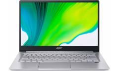 "Ультрабук Acer Swift 3 SF314-59-782E Core i7 1165G7/16Gb/SSD512Gb/Intel Iris Xe graphics/14""/IPS/FHD (1920x1080)/Eshell/silver/WiFi/BT/Cam"