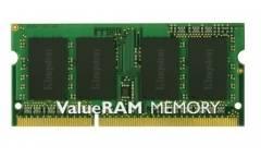 Модуль памяти Kingston SODIMM DDR3 4096 Mb (pc-12800) 1600MHz
