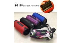 Беспроводная (bluetooth) акустика Portable TG125 (красный)
