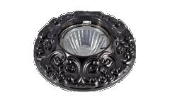 Светильник точечный_DE FRAN_ FT 1234 SB MR16  черный