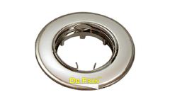 Светильник точечный_DE FRAN_ FT 128 PSCH MR16 перл.серебро+хром