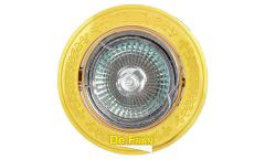 Светильник точечный_DE FRAN_ FT 181A G MR16 золото