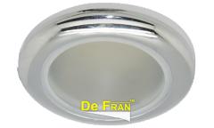 Светильник точечный_DE FRAN_ FT92124 CH MR16 IP44 хром
