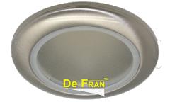 Светильник точечный_DE FRAN_ FT92124 SN MR16 IP44 сатин-никель
