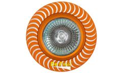 Светильник точечный_DE FRAN_ FT9945 MR16 золото