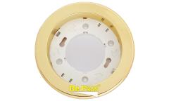 Светильник точечный_GX53_DE FRAN_FT9215 GX53 золото без лампы