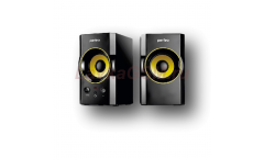 """Компьютерная акустика Perfeo """"Mezzo"""" 2.0, мощность 2х3 Вт (RMS), чёрн, USB"""