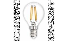 Светодиодная (LED) Лампа FIL (прозрачная) FOTON-A60-10W/3000/E27