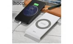 Беспроводное ЗУ Hoco Wireless Power Bank B32-8000mAh Black