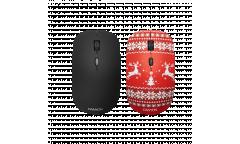 mouse CANYON Wireless со съемной панелью: Новогоднее настроение