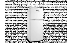 """Холодильник Centek CT-1705-138DD белый 138л(95л/43л)> 453х525х1266мм (ДхШхВ), 4 полки, 40 dB,  """"A"""""""