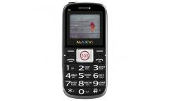 Мобильный телефон Maxvi B8 black