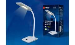 Светильник настольный Uniel LED TLD-545 Grey-White/LED/350Lm/3500K