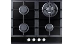 Газовая варочная поверхность Darina 1T2 C 308 B стекло черное