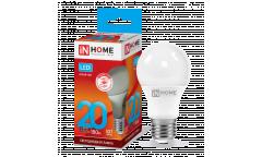 Лампа сд LED-A65-VC 20Вт 230В Е27 4000К 1800Лм IN HOME