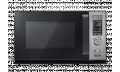Микроволновая Печь Centek CT-1588 (стальной) 900W, 25л, 8 прог, Multicook +, быстр разм, 5 лет гар