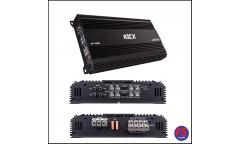 Усилитель автомобильный Kicx GT 4.100 четырехканальный