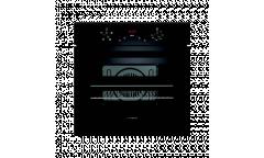 Духовой шкаф Электрический Lanova VGA 3204 BO черное стекло 70л 60*60*55см 4пр гриль конвекция дисплей
