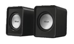 Компьютерная акустика Trust Leto 2.0 Speaker black