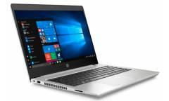 """Ноутбук HP ProBook 445 G7 Ryzen 7 4700U/8Gb/SSD256Gb/AMD Radeon/14"""" UWVA/FHD (1920x1080)/Windows 10 Professional 64/silver/WiFi/BT/Cam"""