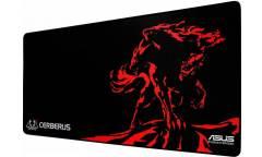 Коврик для мыши Asus CERBERUS MAT XXL черный/красный