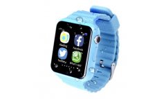 Умные часы Smart Baby Watch V7K Blue