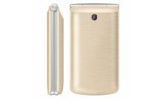 Мобильный телефон teXet TM-404 золотистый